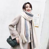 圍巾-女秋冬季韓版百搭長款加厚保暖針織圍巾 衣普菈