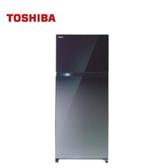1級汰舊退稅最高5000【TOSHIBA東芝】510公升 變頻電冰箱 漸層藍《GR-AG55TDZ(GG)》壓縮機10年保固
