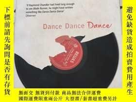 二手書博民逛書店英文原版罕見村上春樹 《舞舞舞》 Dance Dance DanceY25376 Haruki Murakam