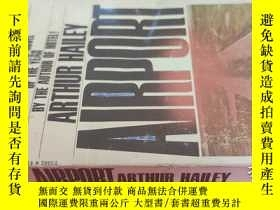 二手書博民逛書店Arthur罕見Hailey ( 如圖)Y25633 Airport Bantam Books 出版1969