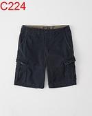 AF Abercrombie & Fitch A&F A & F 男 當季最新現貨 短褲 AF C224