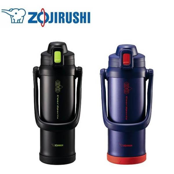 『ZOJIRUSHI』☆象印 2L SLiT運動型不鏽鋼真空保冷瓶 SD-BB20 *免運費*