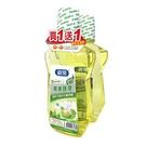 刷樂專業護理漱口水綠茶750ml X2【愛買】