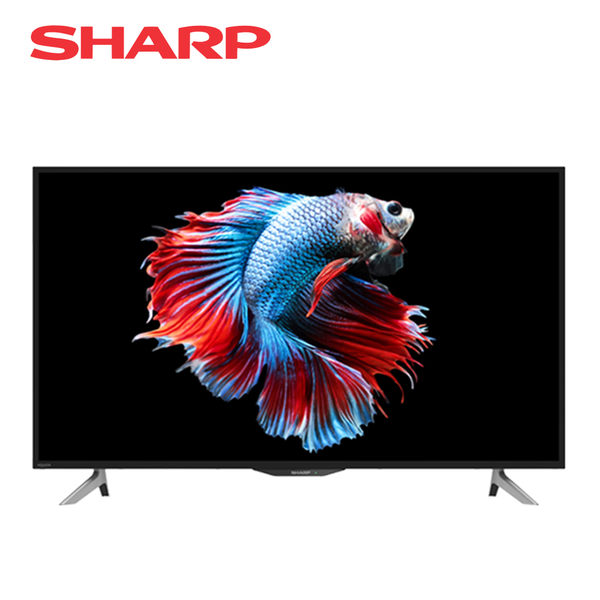 SHARP夏普 45吋4K智慧連網液晶顯示器 4T-C45AH1T