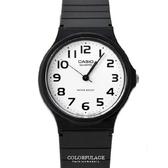 CASIO卡西歐經典基本款手錶 黑白對比配色中性款腕錶 超輕巧設計【NE1335】原廠公司貨