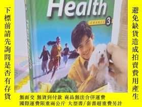 二手書博民逛書店實物拍照;Teen罕見Health, Course 3Y15389