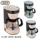 日本【Toffy】復古造型咖啡機 馬卡龍...
