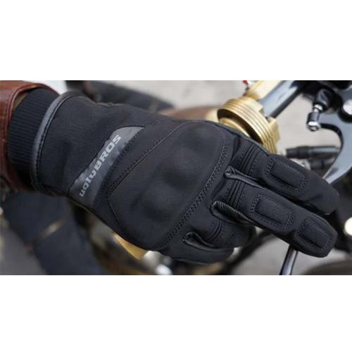 【東門城】UGLY BROS UBG-901 觸屏防水防摔手套 (黑) 冬季手套