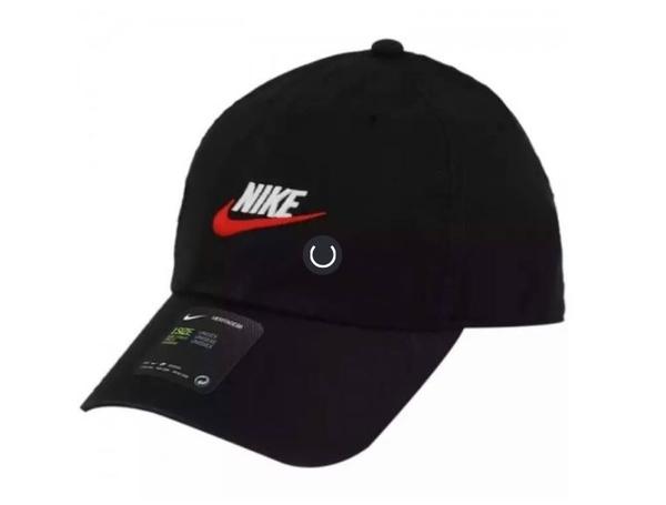 NIKE配件系列-NSW H86 CAP FUTURA WASHED運動休閒帽 黑-NO.913011014