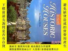 二手書博民逛書店英文原版;HISTORIC罕見HOUSESY14152
