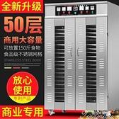 食品烘乾機 220V大型水果烘乾機 商用烘乾機食品食物臘腸寵物肉類辣椒烘乾箱商用【快速出貨】