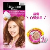 莉婕頂級奶霜泡沫染髮劑金莎棕色 (40ml+60ml)