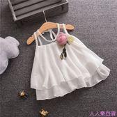 18款女童無袖連身裙1公主裙2夏裝3嬰幼兒童裝0-4歲女寶寶吊帶裙子