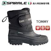 【速捷戶外】義大利 SPIRALE TOMMY 中性雪靴,保暖防潑水 個性雪靴 適合賞雪、冬季旅遊