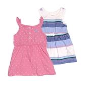 Carter s卡特 露肩無袖洋裝+背心裙+ 三件組 粉點點 | 女寶寶套裝(嬰幼兒/兒童/小孩)