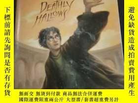 二手書博民逛書店Harry罕見Potter and the Deathly Hallows ,哈利·波特與死亡聖器,英文原版,32