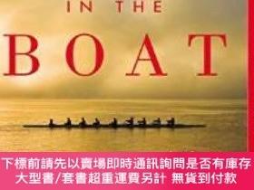 二手書博民逛書店The罕見Boys in the Boat: Nine Americans and Their Epic Ques