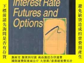 二手書博民逛書店interest罕見rate futures and optionsY24040 mark pitts fra