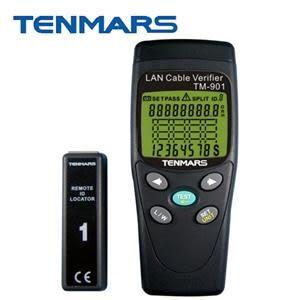 Tenmars泰瑪斯 TM-901 LAN電纜測試儀