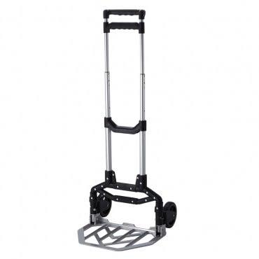 Ultra Power鋁製折疊式雙輪手推車承重60kgs