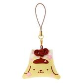 【震撼精品百貨】Pom Pom Purin 布丁狗~三麗鷗布丁狗造型香味吊飾-富士山*34574