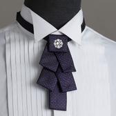 vivi領帶家族 -〉MIT男仕配件之 //造型領結 結婚、伴郎正式領結120-9