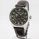 【萬年鐘錶】SEIKO PRESAGE 精工6R21 29石 都會機械錶 透明底蓋 銀x咖啡  40mm 6R21-01A0B (SARW019J)