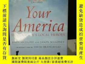 二手書博民逛書店YOUR罕見AMERICA DEMOCRACY'S LOCAL