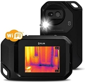 [9美國直購] FLIR 緊湊型熱像儀 Flir C3 – Compact Thermal Camera with Wi-Fi