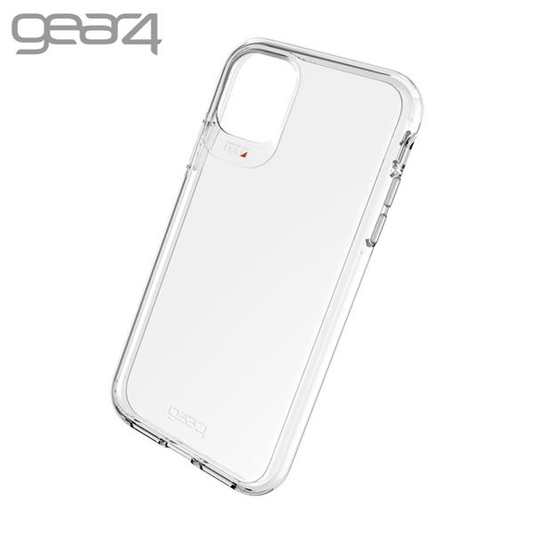 Gear4 Crystal Palace iPhone 11(6.1吋) 透明防摔保護殼