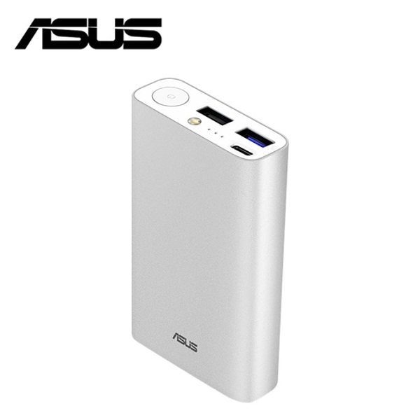 【ASUS 華碩】ZenPower 10050C QC 3.0 行動電源(白)
