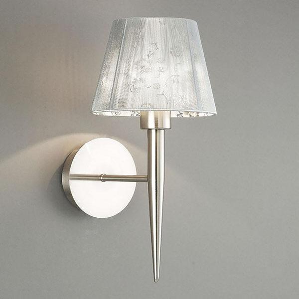 現代款前衛銀絲罩壁燈 TA7061R