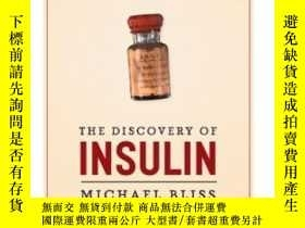 二手書博民逛書店The罕見Discovery Of InsulinY364682 M Bliss Chicago Univer