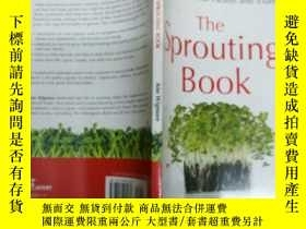 二手書博民逛書店The罕見Sprouting Book: How To Grow