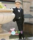 經典黑色五件套西裝禮服兒童西裝 小花童/畢業典禮必備