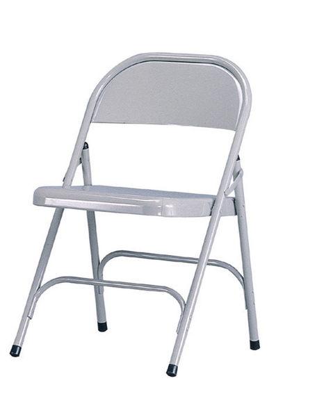 【 IS空間美學】大型ㄇ腳鐵合椅