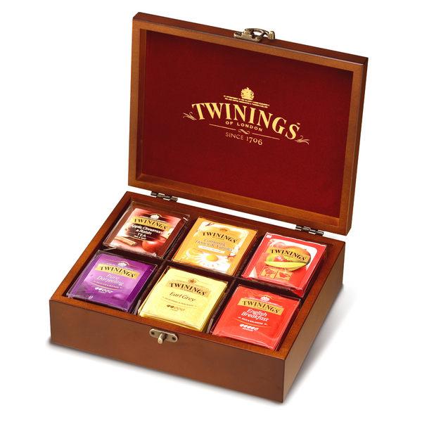 Twinings 唐寧茶 經典皇家禮盒(48茶包)│飲食生活家