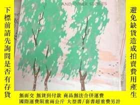 二手書博民逛書店City罕見Cousin 彩色的田野 (英文版)1973年初版內