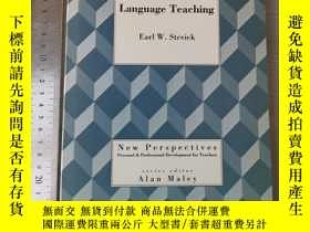 二手書博民逛書店Humanism罕見in language teaching a