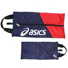 (B3) ASICS 亞瑟士 鞋袋 手提包 透氣 台灣製 Y12001-50 藍 [陽光樂活]