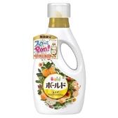 BOLD-天然杏子&白花香洗衣精750g【康是美】