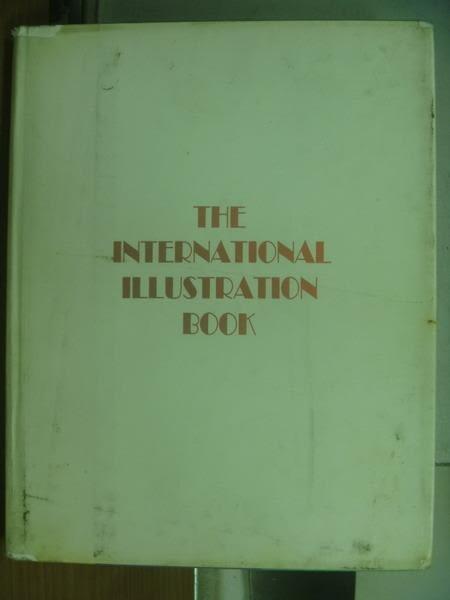 【書寶二手書T9/設計_QCP】The International Illustration Book