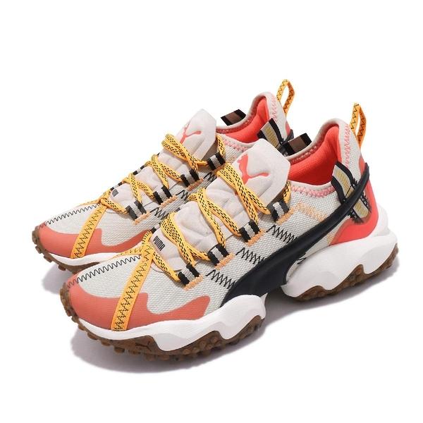 Puma 慢跑鞋 Erupt TRL 卡其 黑 男鞋 女鞋 運動鞋 越野 【PUMP306】 19315102