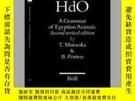 二手書博民逛書店A罕見Grammar of Egyptian AramaicY405706 Takamitsu Muraoka