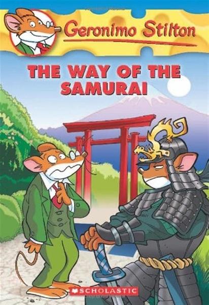 (二手書)Geronimo Stilton(49):Way of the Samurai