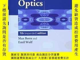 二手書博民逛書店Principles罕見Of OpticsY364682 Max Born Cambridge Univers