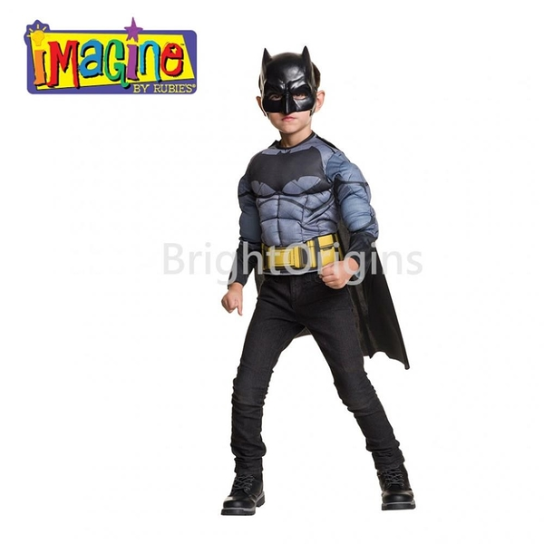 【南紡購物中心】美國imagine 裝扮服飾 - 蝙蝠俠(G31706)
