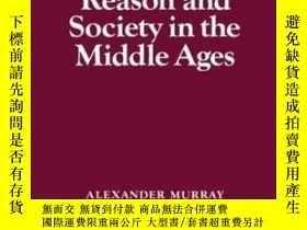 二手書博民逛書店Reason罕見And Society In The Middl