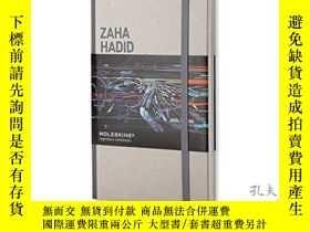 二手書博民逛書店Zaha罕見Hadid: Inspiration and Process in AY237948 Molesk