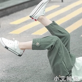 夏季男童褲子2021新款夏款韓版薄款兒童中大童防蚊褲九分褲洋氣潮 小艾新品